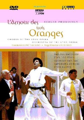 Prokofjew, Sergej - L'amour des 3 oranges