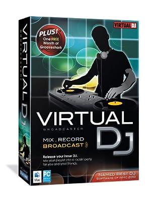 Virtual Dj Broadcaster Dsa from Encore Software