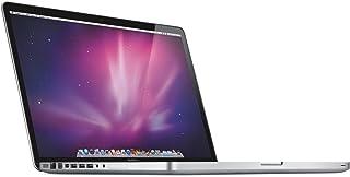Apple MacBook Pro MD101LL/A, Intel Core i5-3210M 2.5GHz, 16GB RAM, 500GB HDD, 13.3-inch Silver (Renewed)
