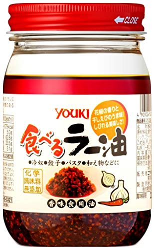 YOUKI ユウキ 食べるラー油 370g 12個 ZTHCQ