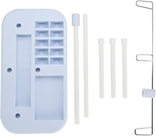 Cone Thread Stand,Sewing Thread Holder Thread Stand Rack Organizer for Sewing Machine Home Quilting Frame Tools