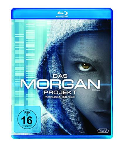 Das Morgan Projekt [Blu-ray]