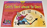 Rickety Rock Around the Clock: Telling Time