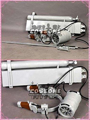 『進撃の巨人◆立体機動装置◆コスプレ道具』の1枚目の画像