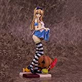 YYSD Figura De Acción De Anime Fukasaki Gojin Alice Pumpkin Girl 25cm, Juguetes De Modelos Coleccionables Muñeca Regalos para niños y Adultos Fans de Anime