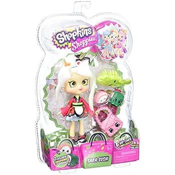 Shopkins Shoppies S2 W2 Dolls Sara Sushi | Shopkin.Toys - Image 1