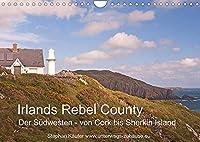 Irlands Rebel County, der Suedwesten von Cork bis Sherkin Island (Wandkalender 2022 DIN A4 quer): Unterwegs im lieblichen County Cork. (Monatskalender, 14 Seiten )