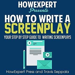 How to Write a Screenplay cover art