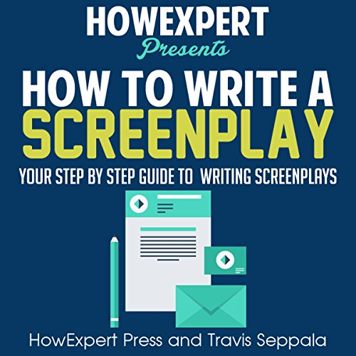 How to Write a Screenplay     Your Step-by-Step Guide to Writing a Screenplay              By:                                                                                                                                 HowExpert Press,                                                                                        Travis Seppala                               Narrated by:                                                                                                                                 D.G. Chichester                      Length: 1 hr and 28 mins     1 rating     Overall 1.0