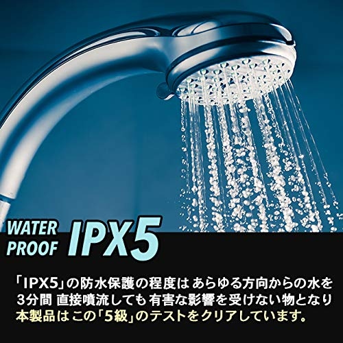AXESB-Reiz防水BluetoothイヤホンAH-BT79BK