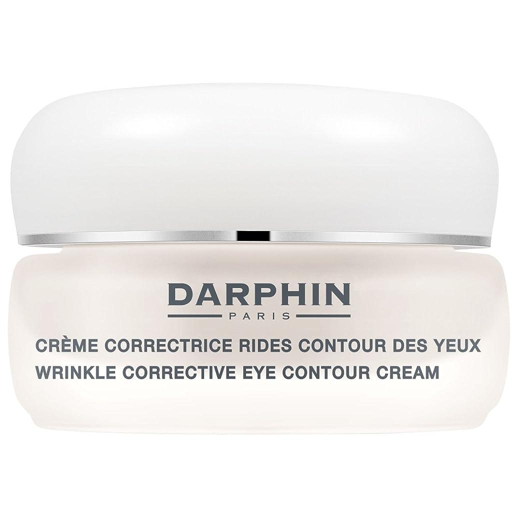 解凍する、雪解け、霜解けカプラー遠足ダルファンのシワ矯正アイ輪郭クリーム15ミリリットル (Darphin) (x6) - Darphin Wrinkle Corrective Eye Contour Cream 15ml (Pack of 6) [並行輸入品]
