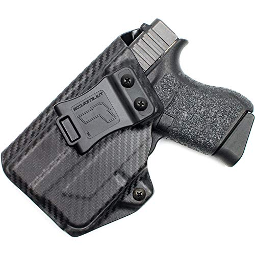 Tulster IWB Profile Holster in Left Hand fits: Glock 43/43X w/TLR-6