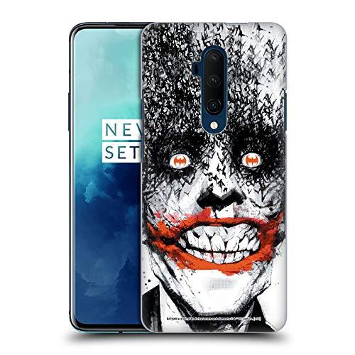 Head Case Designs sous Licence Officielle Batman DC Comics Joker Detective Comics 880 Couvertures Célèbres De Livre Comique Coque Dure pour l'arrière Compatible avec OnePlus 7T Pro