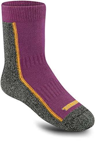 Meindl Trekking Junior Sock Größe 31-34 Flieder/grau