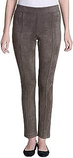 Marc New York by Women's Velour Stretch Legging Pants