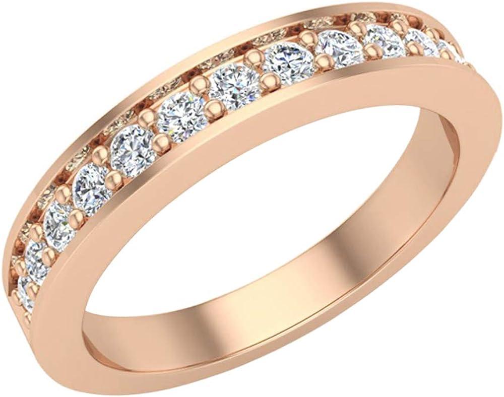 Black Gold Ring Women Unique Diamond Wedding Band 14k Black Gold Diamond Women/'s Wedding Ring Thin gold Ring  Minimalist Diamond 2mm