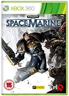 Warhammer 40,000: Space Marine (Xbox 360) (B0051NNR06) | Amazon price tracker / tracking, Amazon price history charts, Amazon price watches, Amazon price drop alerts