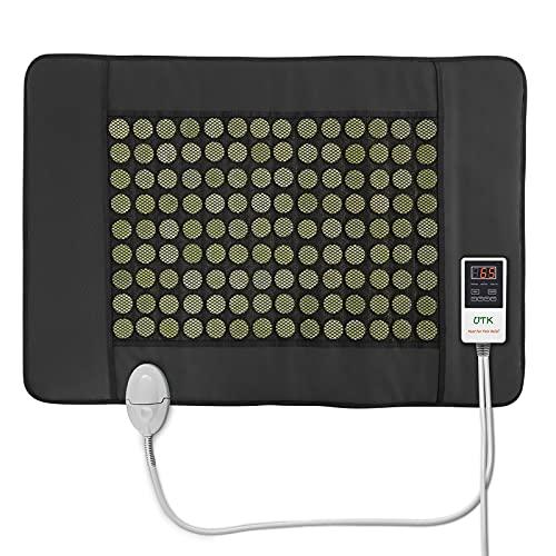 UTK Jade - Cojín térmico por infrarrojos para la espalda (