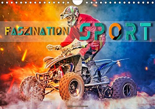 Faszination Sport (Wandkalender 2021 DIN A4 quer)