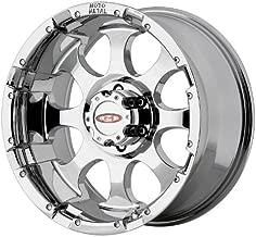 Moto Metal MO955 Triple Chrome Plated Wheel (17x9