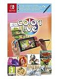 Basé sur des techniques de peinture modernes développées à l'origine pour les tablettes de dessin professionnelles, Colors Live est conçu pour la Nintendo Switch et s'adresse à tous les artistes Stylo de détection de pression inclus : sensible à la p...