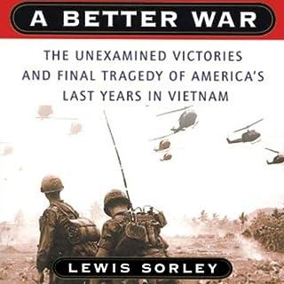 A Better War cover art