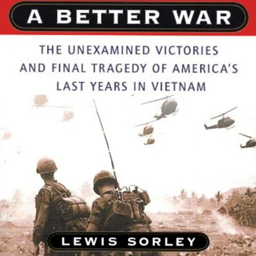 A Better War cover art