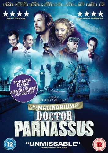 The Imaginarium of Doctor Parnassus [DVD]