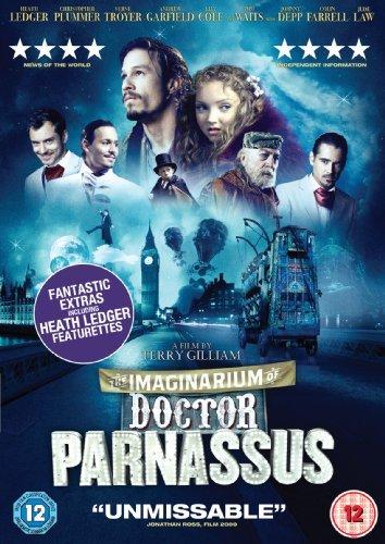 Imaginarium Of Doctor Parnassus. The [Edizione: Regno Unito] [Reino Unido] [DVD]
