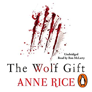 The Wolf Gift cover art