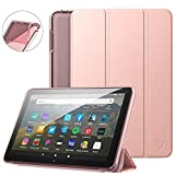 Dadanism All-New Kindle Fire HD 8 Tablet Case and Fire HD 8 Plus Cover(10th Generation 2020 Release), [Flexible TPU...