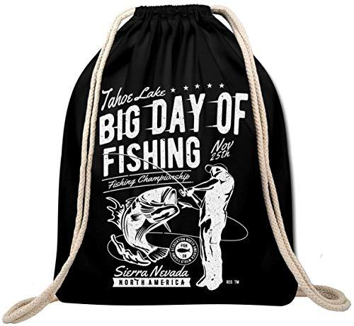 Ekate Fishing Fish Hunter Pike Fisherman Carp Rodfather - Mochila para pesca