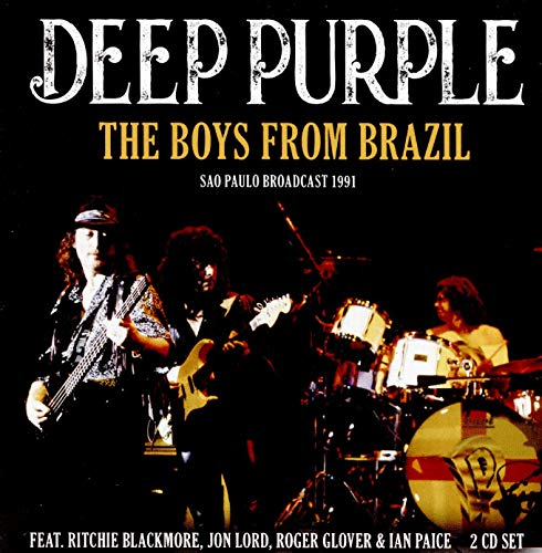 The Boys from Brazil Radio Broadcast Sao Paulo 1991