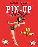 Pin-Up Wings - Pochette de stickers Avion (COCKPIT)...