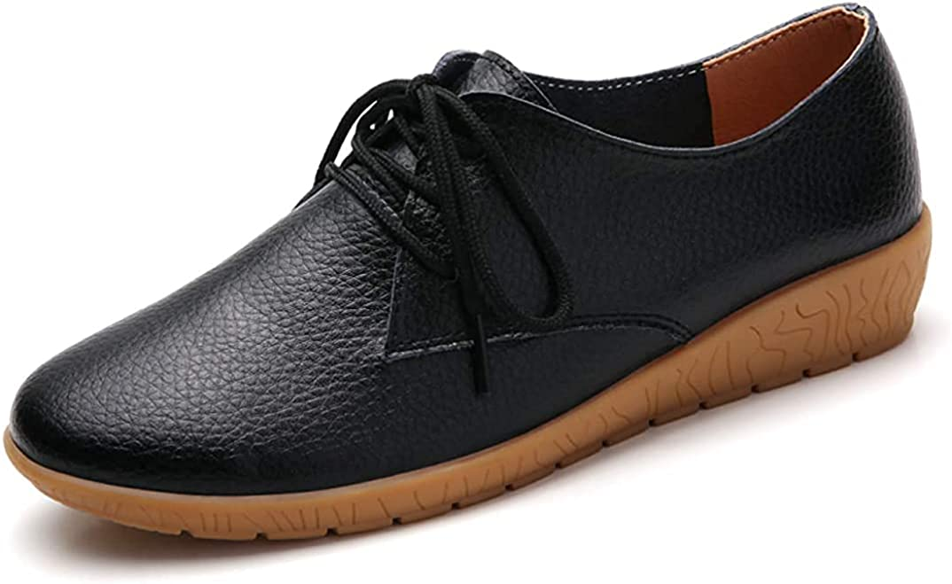 Shipping included Women's Platform Flat Oxfords Low Casual Rare Lightwei Heels