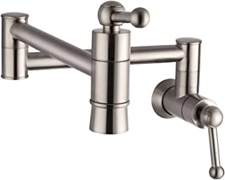 standard hole size for kitchen faucet