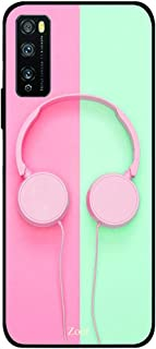 ZOOT Protective Printed Case Cover For Huawei Enjoy 20 Pro Pastel Music,Thermoplastic Polyurethane Slim fit Clear Protecti...