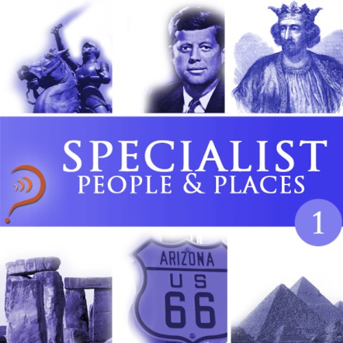Specialist cover art