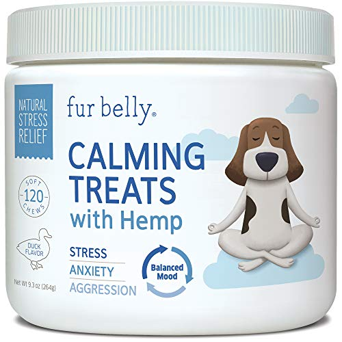Calming Chews for Dogs - Dog Calming Chews - Anxiety Relief Treats -...