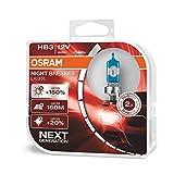 OSRAM NIGHT BREAKER LASER HB3, Gen 2, +150% más...