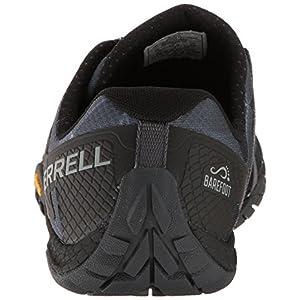 Merrell Men's Trail Glove 4 Runner, Black, 11 M US