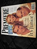 Premiere Magazine (Arnold Schwarzenegger , Danny DeVito , Emma Thompson , Star Trek , Waterworld , Robert Altman, December 1994)