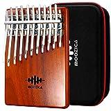 MOOZICA - K20KS - Kalimba - 20 clés - En bois massif - Double...