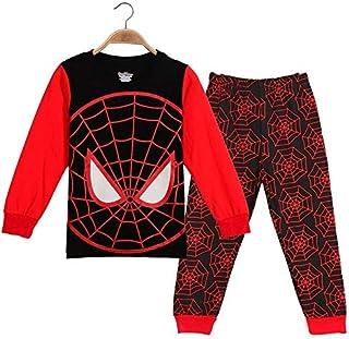 Multi Color Cotton Pajama For Boys