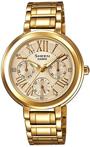 Uhren CASIO SHE-3034GD-9AUER
