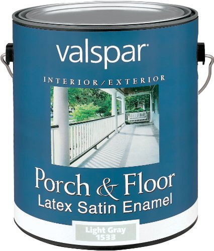 Valspar 1533 Porch and Floor Latex Satin...