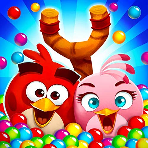 Angry Birds POP!   Bubble Shooter