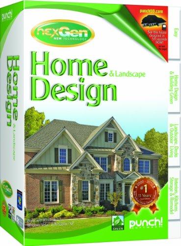 Punch! Home and Landscape Design with NexGen Technology v2 - Old Version