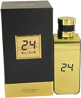 Scentstory 24 Gold Elixir Eau de Parfum Spray for Men, 100 ml