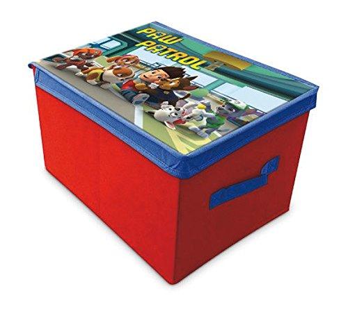 Nickelodeon PPA402312 Paw Patrol Boîte de rangement pour jouets 40 x 30 x 25 cm